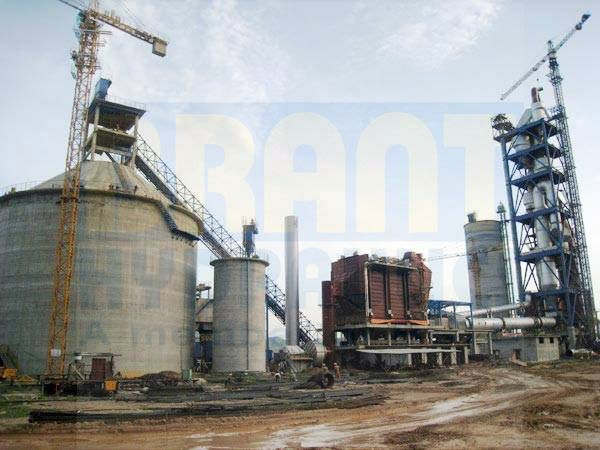 Cement Mill