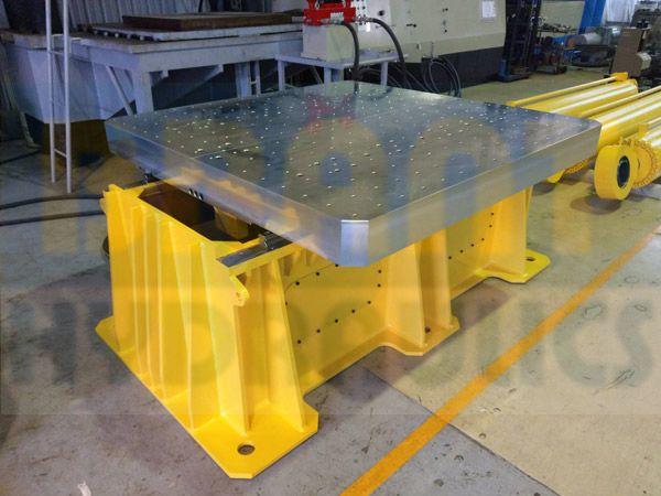 welding shake table