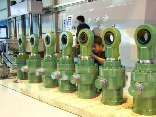 ISO-6022 certified cylinder
