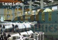 Large Lathe