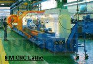 6M CNC Lathe