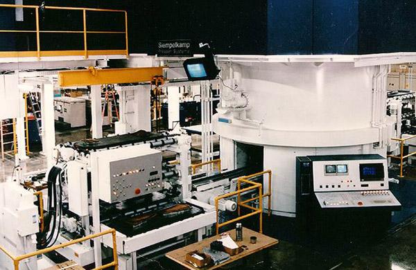 Servo Testing System