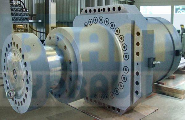 Large Cylinder Test