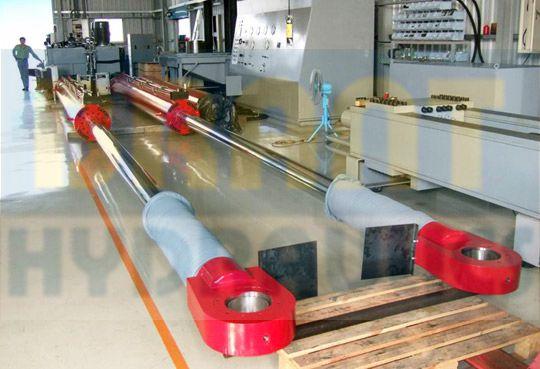 Long Cylinder Test