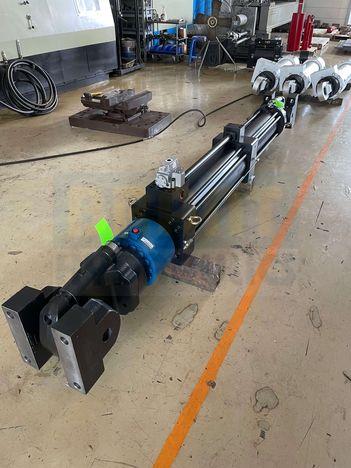 servo actuator complete