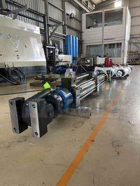 laboratory application servo hydraulic cylinder