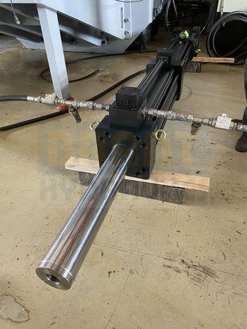 dynamic cylinder test