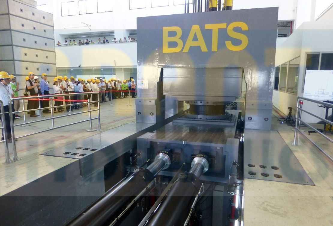 BATS (Bi-Axial Testing System)