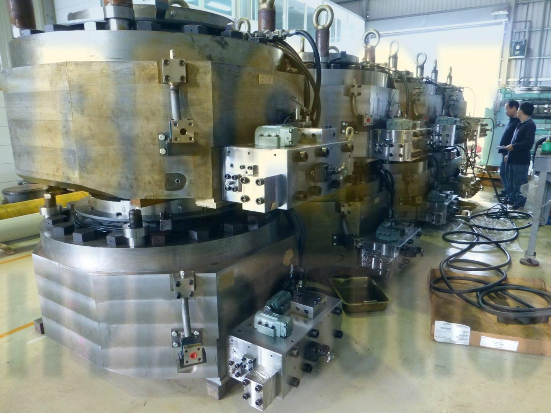 mhi agc cylinder