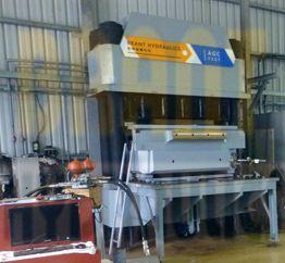 agc cylinder test bench