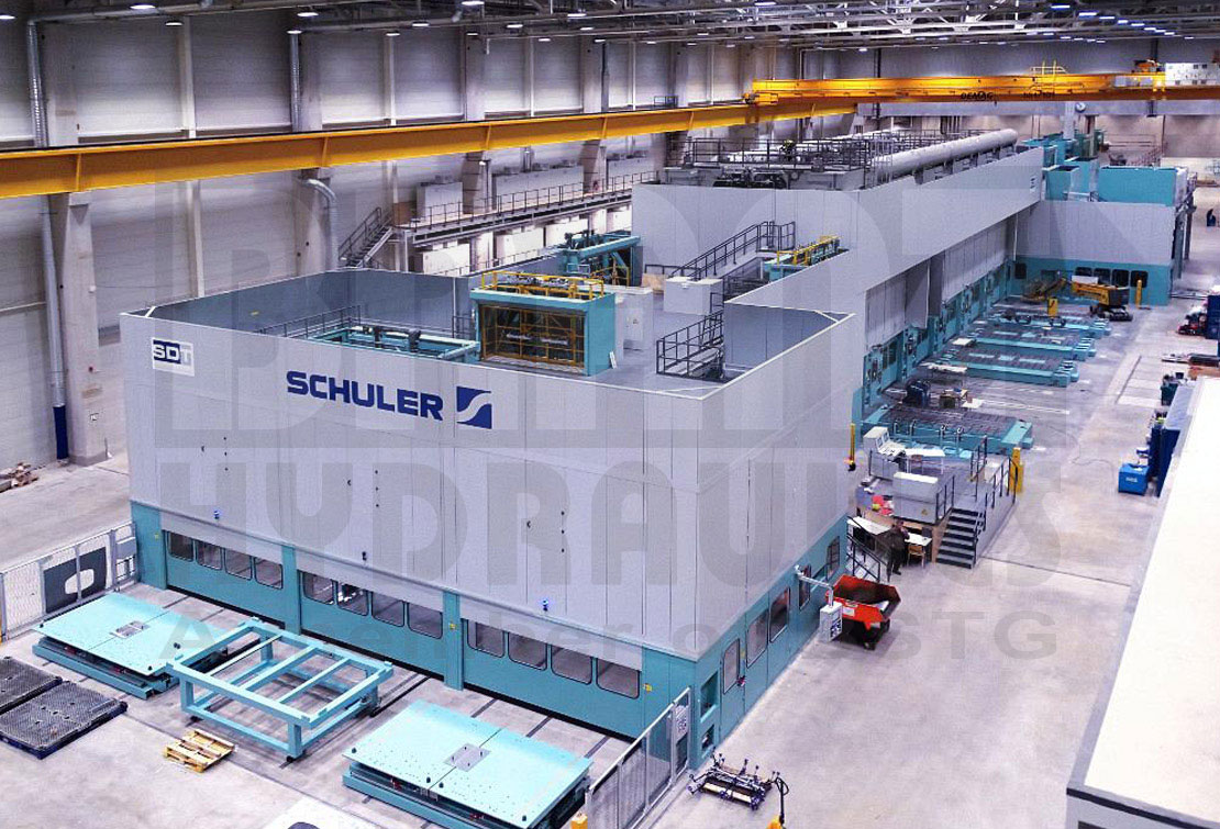 Schuler to supply two servo press lines
