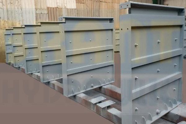 Viscous Wall Damper (VWD)