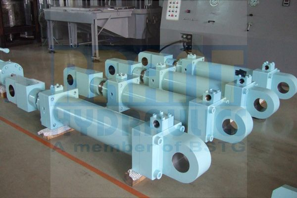 Hydraulic Cylinders for Steel Industry - JOHS 110