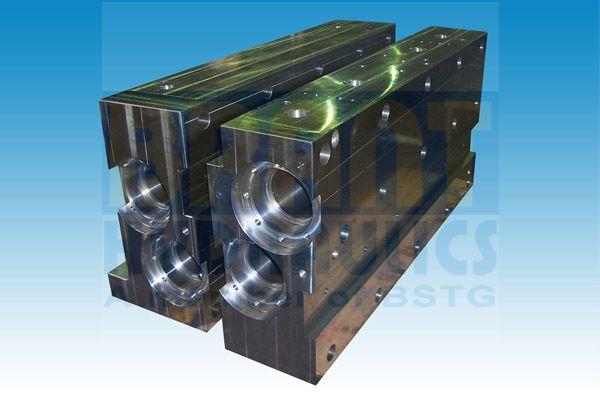 Roll Bending Block