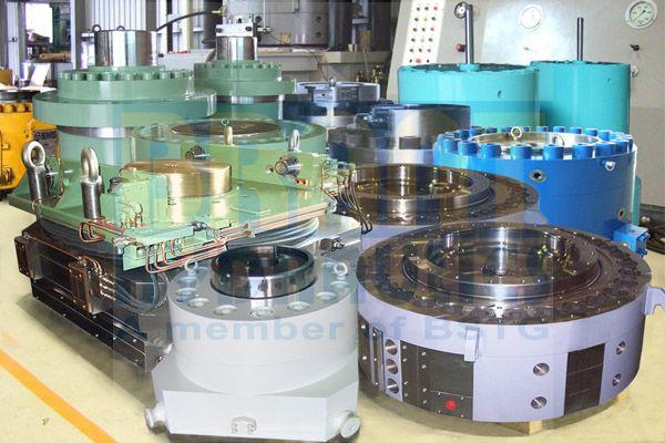 Automatic Gauge Control Cylinder