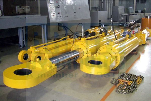 Marine and Offshore Hydraulic Cylinder
