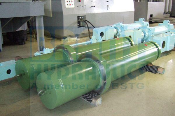 Large Press Machine Cylinder