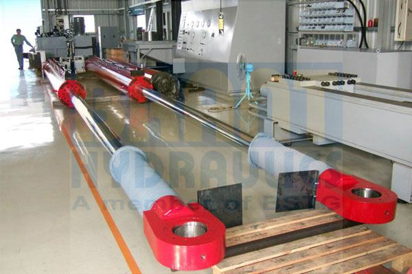 Long Stroke and Telescopic Cylinder
