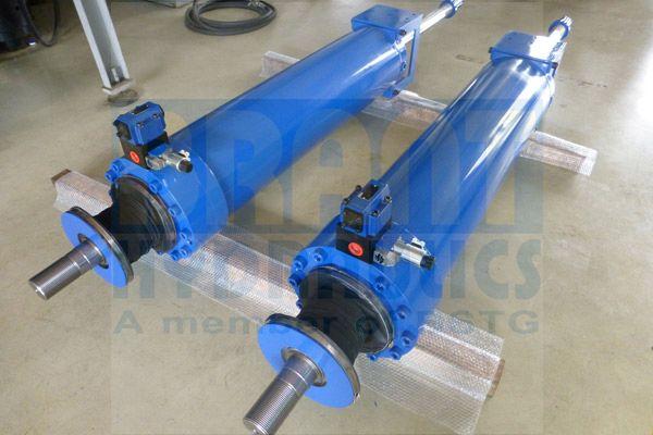 Hydraulic Servo Cylinder
