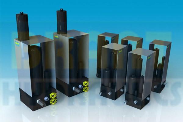 Hydraulic Service Manifold