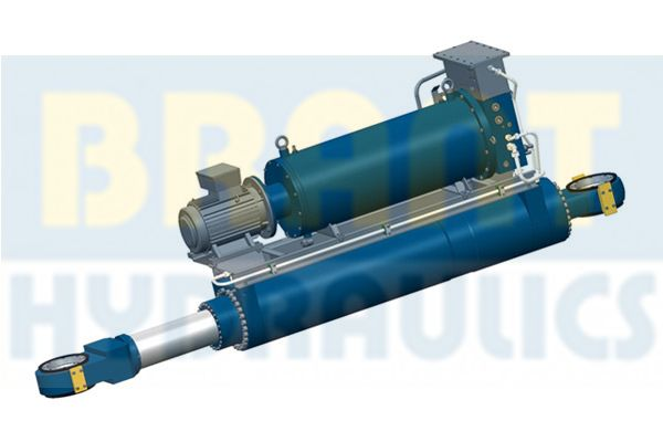 self-contained-electrohydraulic-actuator